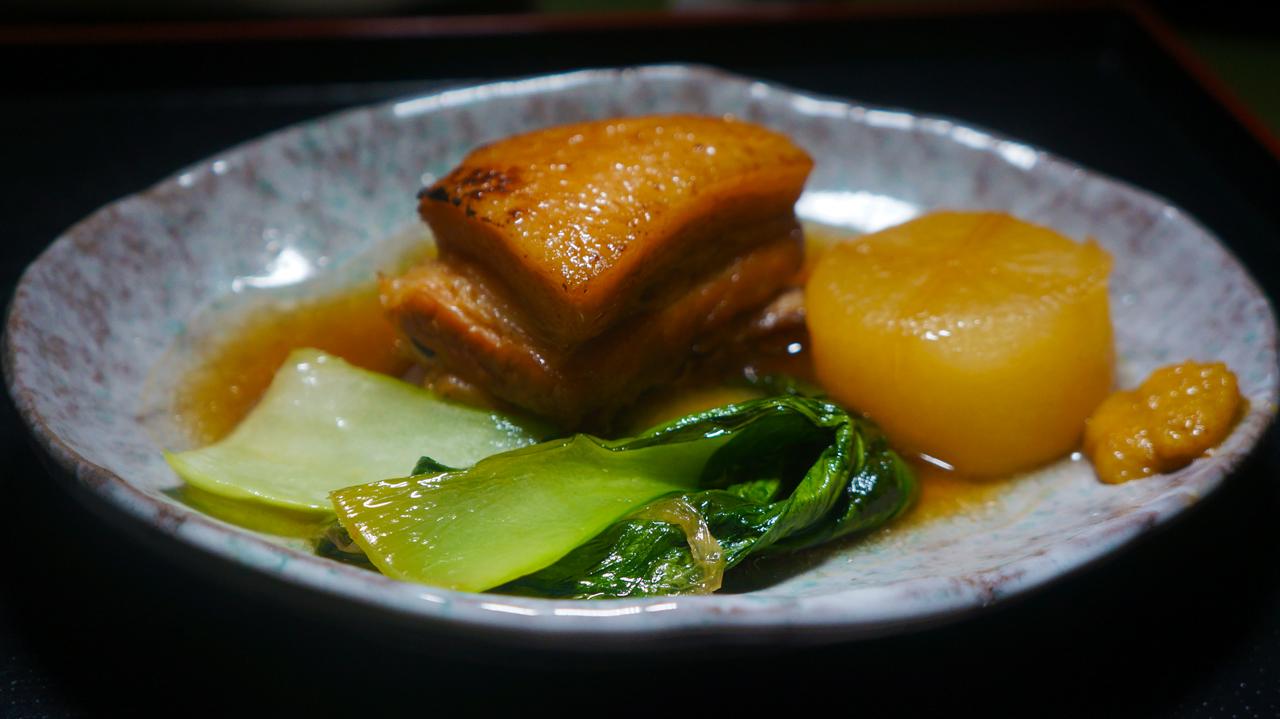 Buta Kakuni: Braised Pork Belly